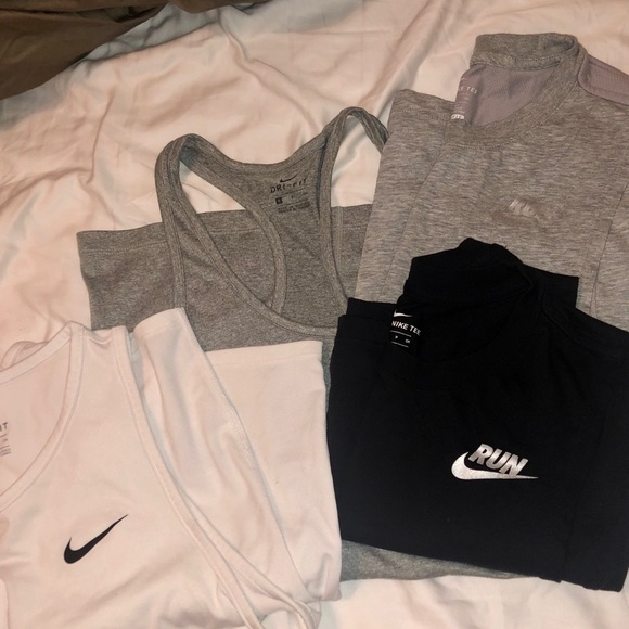 Nike Dri-fit/Nike run tops Bundle or individual
